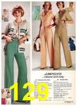 1977 Sears Spring Summer Catalog, Page 129