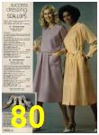 1979 Sears Spring Summer Catalog, Page 80