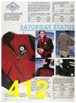 1988 Sears Fall Winter Catalog, Page 412