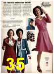 1975 Sears Fall Winter Catalog, Page 35
