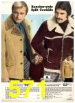 1975 Sears Fall Winter Catalog, Page 571