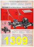 1957 Sears Spring Summer Catalog, Page 1309