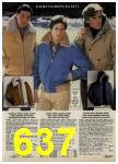 1980 Sears Fall Winter Catalog, Page 637