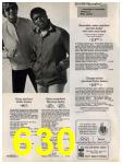 1972 Sears Fall Winter Catalog, Page 630
