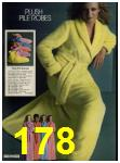 1979 Sears Fall Winter Catalog, Page 178
