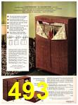 1971 Sears Fall Winter Catalog, Page 493
