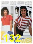 1985 Sears Spring Summer Catalog, Page 132