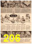 1952 Sears Christmas Book, Page 206