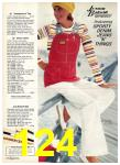 1977 Sears Spring Summer Catalog, Page 124