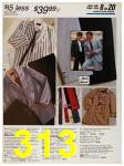 1987 Sears Spring Summer Catalog, Page 313