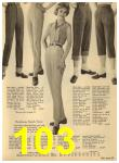 1960 Sears Spring Summer Catalog, Page 103