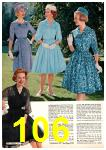 1962 Montgomery Ward Spring Summer Catalog, Page 106