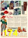 1952 Sears Christmas Book, Page 174
