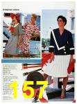 1986 Sears Spring Summer Catalog, Page 157