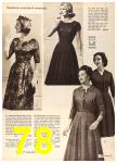 1960 Sears Fall Winter Catalog, Page 78