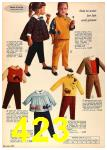 1962 Sears Fall Winter Catalog, Page 423