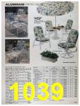 1993 Sears Spring Summer Catalog, Page 1039