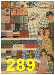 1959 Sears Spring Summer Catalog, Page 289