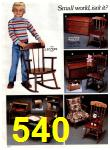 1983 Sears Christmas Book, Page 540