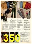 1969 Sears Fall Winter Catalog, Page 350