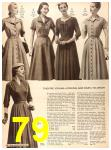 1956 Sears Fall Winter Catalog, Page 79