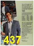 1988 Sears Spring Summer Catalog, Page 437