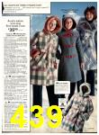 1977 Sears Fall Winter Catalog, Page 439