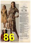 1979 Sears Fall Winter Catalog, Page 86