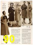 1958 Sears Fall Winter Catalog, Page 90