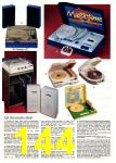 1984 Montgomery Ward Christmas Book, Page 144
