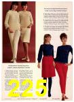 1965 Sears Fall Winter Catalog, Page 225