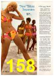 1972 Montgomery Ward Spring Summer Catalog, Page 158