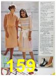 1985 Sears Spring Summer Catalog, Page 159
