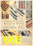 1958 Sears Fall Winter Catalog, Page 665