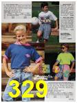 1991 Sears Spring Summer Catalog, Page 329