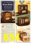 1940 Sears Fall Winter Catalog, Page 654