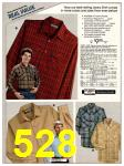 1982 Sears Fall Winter Catalog, Page 528