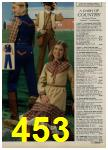 1979 Sears Fall Winter Catalog, Page 453