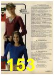 1979 Sears Fall Winter Catalog, Page 153