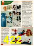 1985 Sears Christmas Book, Page 422