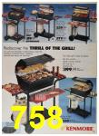 1989 Sears Home Annual Catalog, Page 758