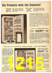 1962 Sears Fall Winter Catalog, Page 1215