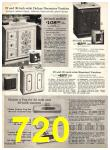 1969 Sears Fall Winter Catalog, Page 720