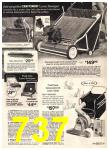 1974 Sears Spring Summer Catalog, Page 737
