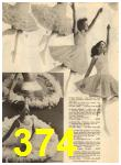 1960 Sears Spring Summer Catalog, Page 374