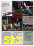 1986 Sears Fall Winter Catalog, Page 593