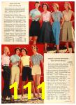 1958 Sears Spring Summer Catalog, Page 111