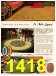 1966 Montgomery Ward Fall Winter Catalog, Page 1418