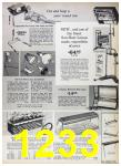 1967 Sears Spring Summer Catalog, Page 1233