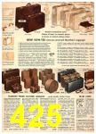 1949 Sears Spring Summer Catalog, Page 425
